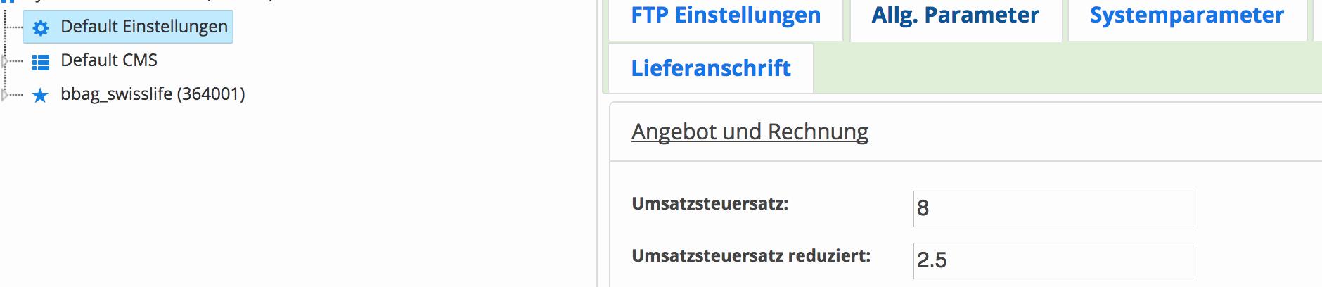 änderung Der Umsatzsteuer In Der Schweiz Ab 112018 Plusw Homepage